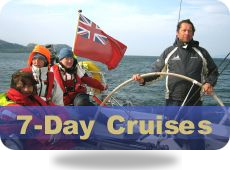 7 Day Scottish Experience Mile Builder Cruises and Sailing Holidays in Scotland