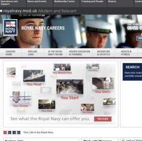 Royal Navy Careers